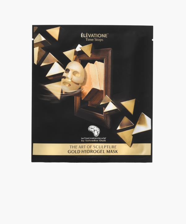 Masker emas 24 karat